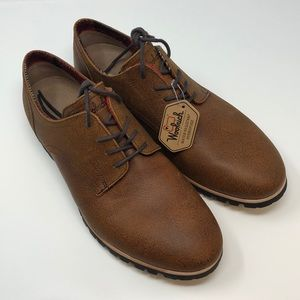 Woolrich Men's Adams Leather Oxford Shoes
